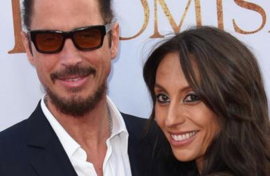 Vicky Cornell, esposa de Chris Cornell, fala em entrevida sobre suicídio do marido