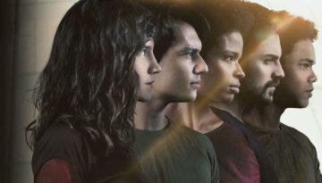 A Netflix divulgou o teaser trailer da série de ficção distópica brasileira 3%, além de anunciar que a segunda temporada será lançada dia 21 de abril.