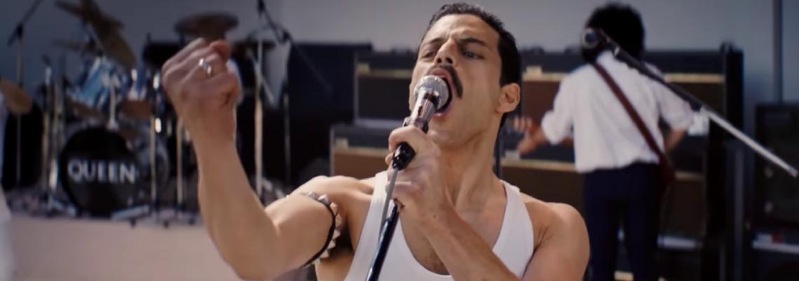 Mostrando desde o surgimento do Queen, Bohemian Rhapsody vai abordar todo o período da carreira da banda, incluindo os momentos finais de Freddie Mercury.