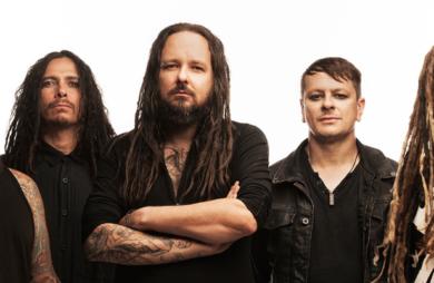 Korn lança música nova e anuncia novo álbum