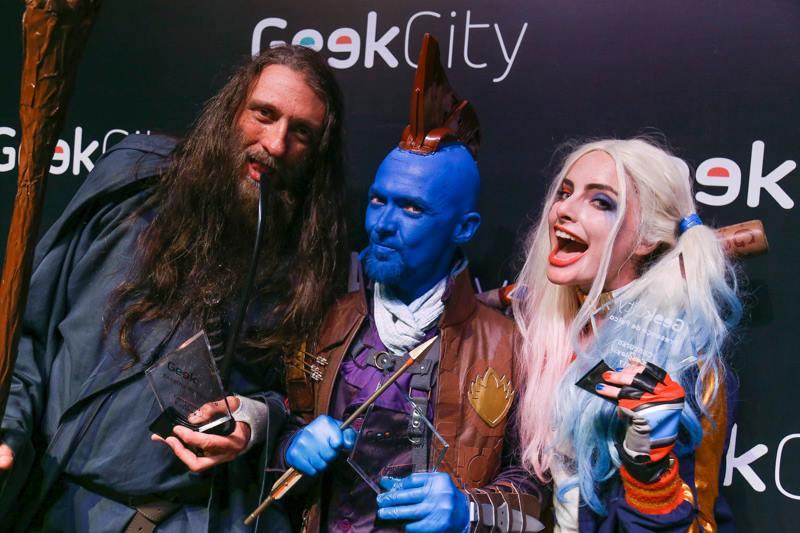 Resultado de imagem para geek city 2019