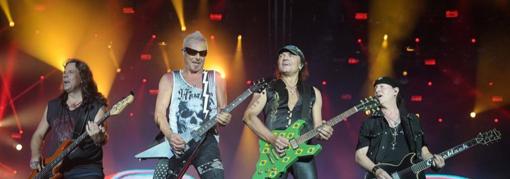 Scorpions no Rock In Rio