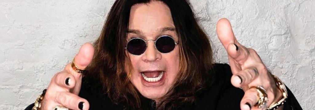 Ozzy Osbourne lança disco