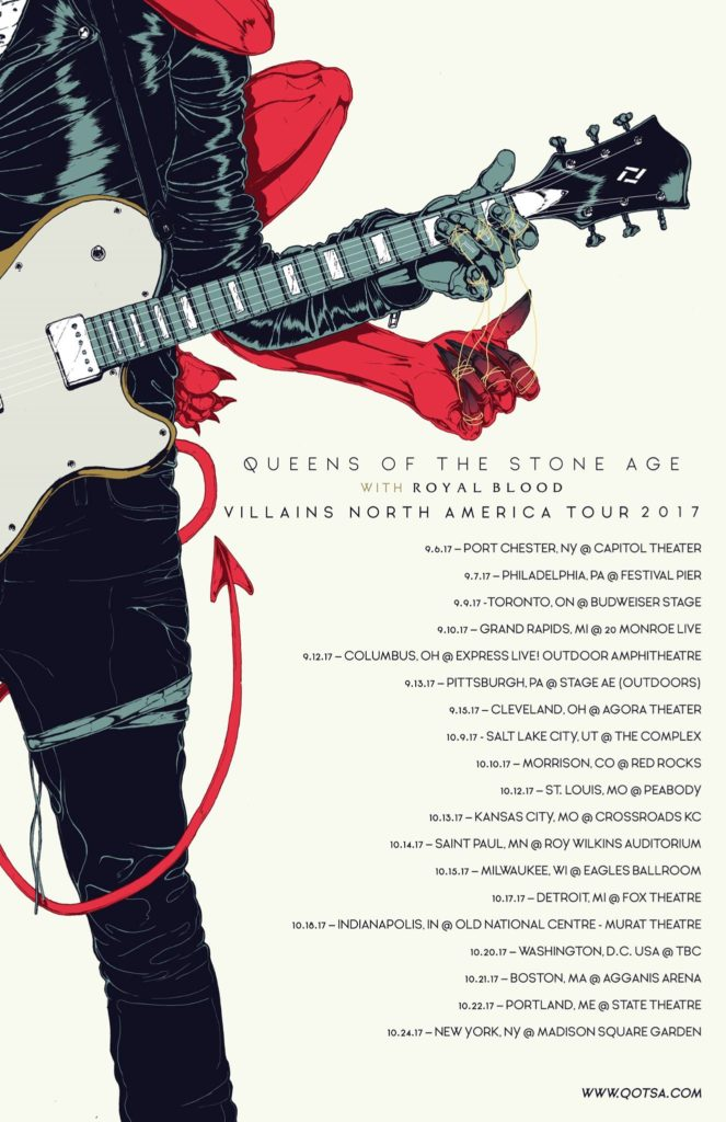 royal blood queens of the stone age
