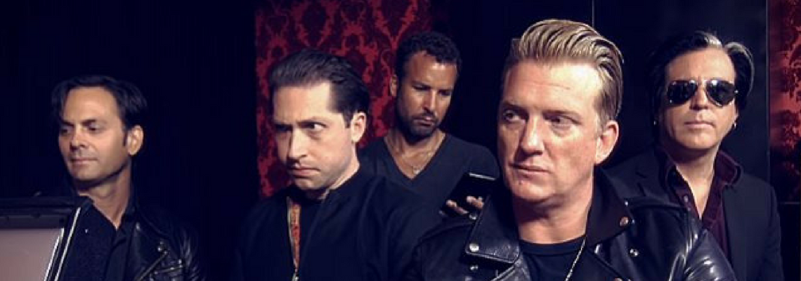 queens of the stone age anunciam novo álbum
