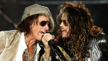 Aerosmith tocou no Rock in Rio na quinta-feira, dia 21