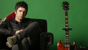 Noel Gallagher anuncia venda de equipamentos