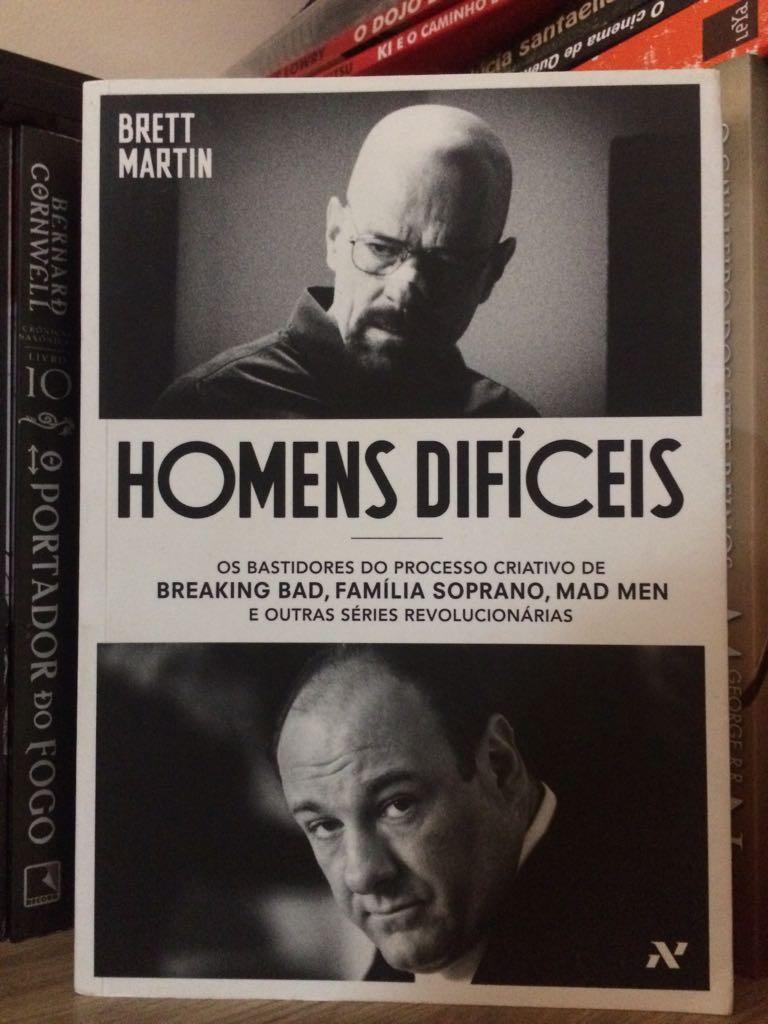 livro homens difíceis