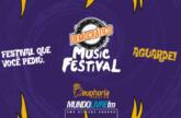 democrático music festival vai agitar maringá