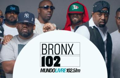 bronx 102 o programa de rap e hip-hop da mundo livre fm apresentado por ivan marinheiro