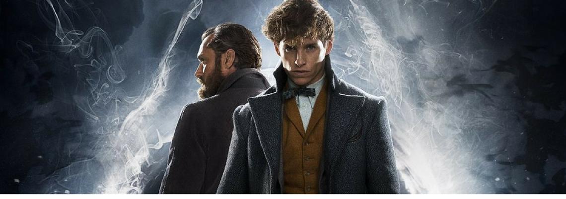 Saiu o primeiro trailer de Animais Fantásticos: Os Crimes de Grindelwald, que mostra pela primeira vez o jovem Dumbledore (Jude Law).
