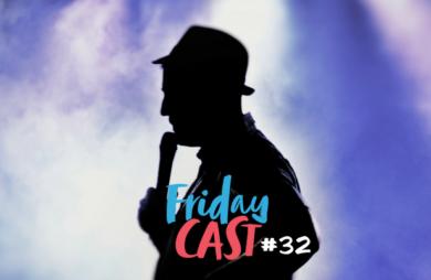 fridaycast #32 músicas que cantamos errado podcast da mundo livre fm maringá