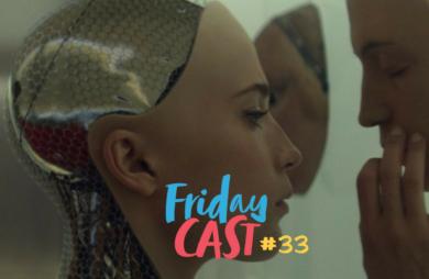 fridaycast #33 reconstrução facial com cicero moraes