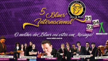 5º midnight hour jazz & blues em maringá
