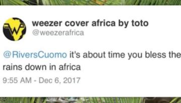Weezer - Africa