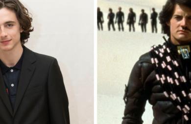 O ator Timothée Chalamet está em conversas para protagonizar a nova adaptação do livro Duna, do diretor Dennis Villeneuve.