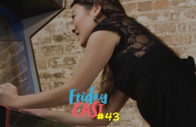 fridaycast #43 mulheres gamers com luana luality e larissa laris
