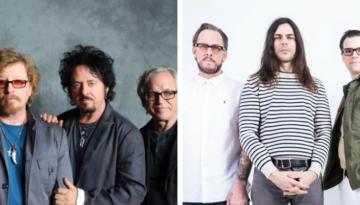 Depois do Weezer ter lançado cover de Africa, do Toto, a banda oitentista retribuiu a homenagem e lançou a versão em estúdio da faixa Hash Pipe.