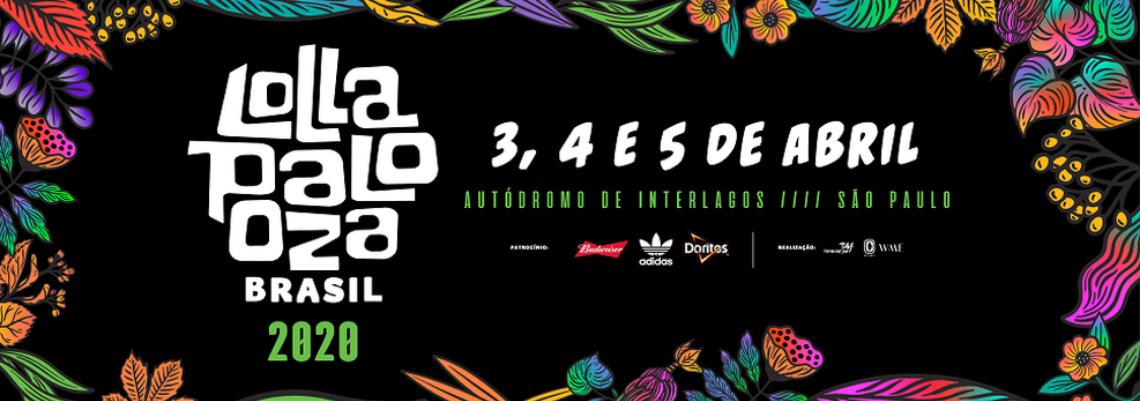 Lollapalooza - Rádio Mundo Livre Maringa - 102 5, A rádio de