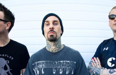 novo álbum do blink 182
