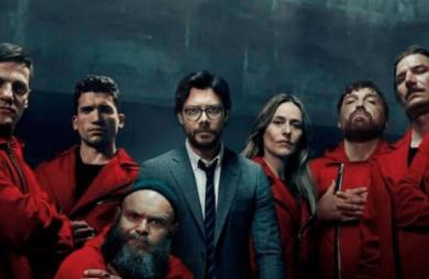 La Casa de Papel anuncia 4 temporada