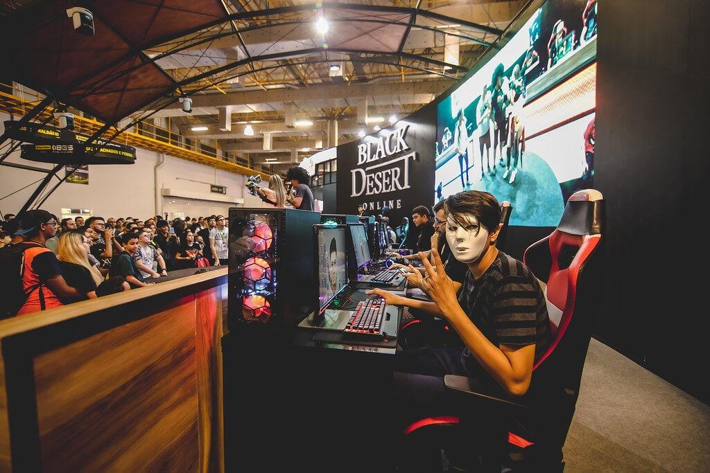 Brasil Game Show divulgação