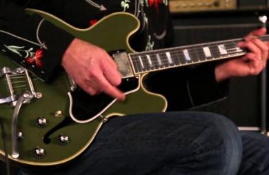 Gibson lança guitarra em homenagem à Chris Cornell.