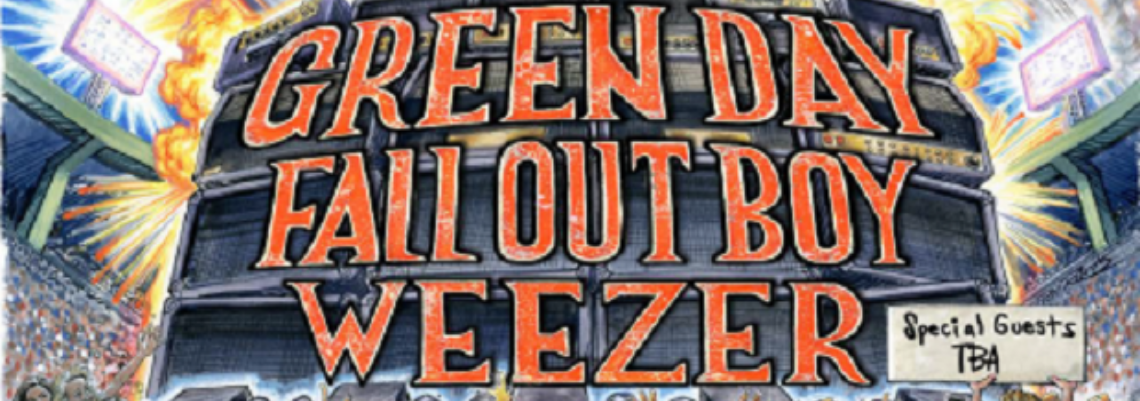 Turnê Green Day Weezer e Fall Out Boy