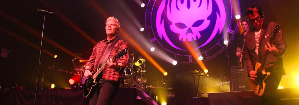 Bad Religion e The Offspring confirmados em Curitiba
