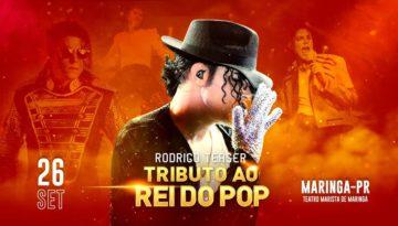 Evento em tributo ao rei do pop em Maringá