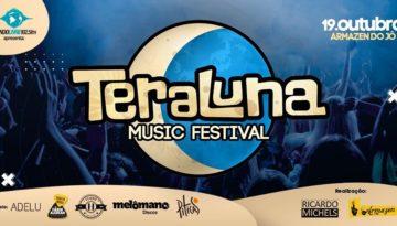 Teraluna é um evento que ocorrerá em Maringá