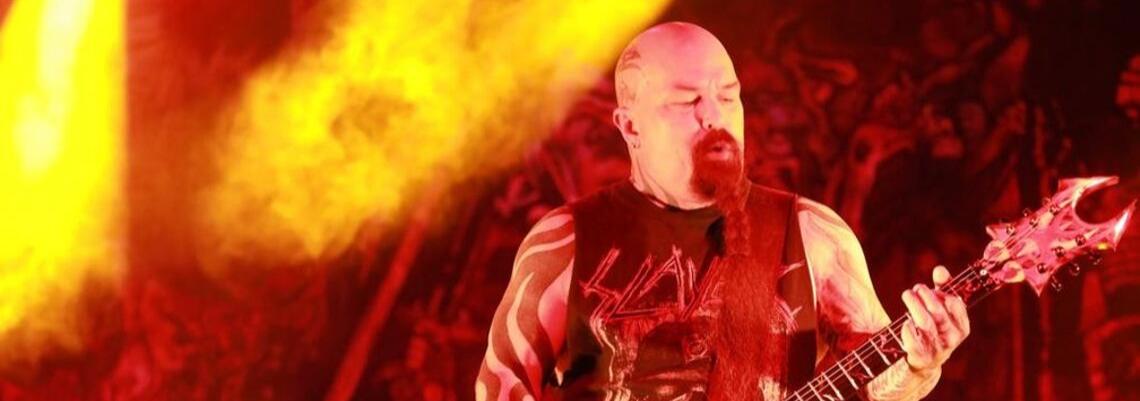 Slayer se despede de São Paulo com estilo