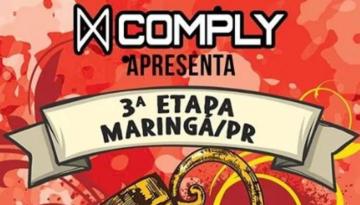Terceira Etapa da Taça Paraná de Skate 2019