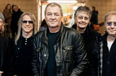 Deep Purple Está Com Novo Álbum Pronto, Segundo Ian Gillan