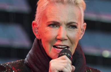 Marie Fredriksson RIP